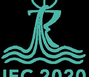Presentato a Roma dal Cardinale Erdő il Congresso Eucaristico Internazionale 2020 di Budapest - iec_logo_turkiz_75b0033edca236e4052fc28e73b7c5c8
